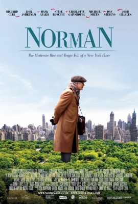 Фильм Стратегия Оппенгеймера / Norman: The Moderate Rise and Tragic Fall of a New York Fixer (2016)